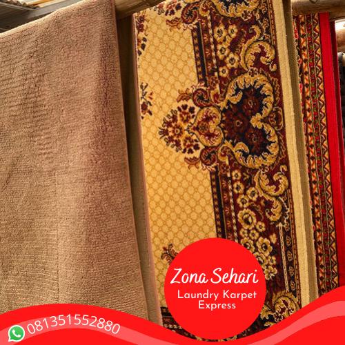 cuci karpet - Zona Sehari Pontianak