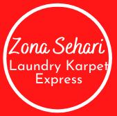 logo zona sehari laundry pontianak